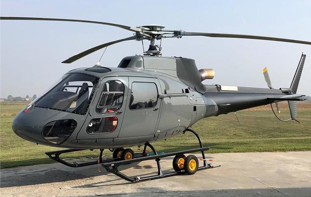 Купить вертолет цена на ресурсные вертолеты Airbus Helicopters AS 350 B3