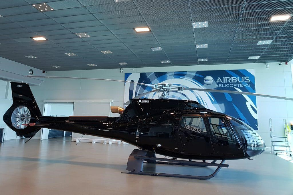 Airbus Helicopters EC 130 T2