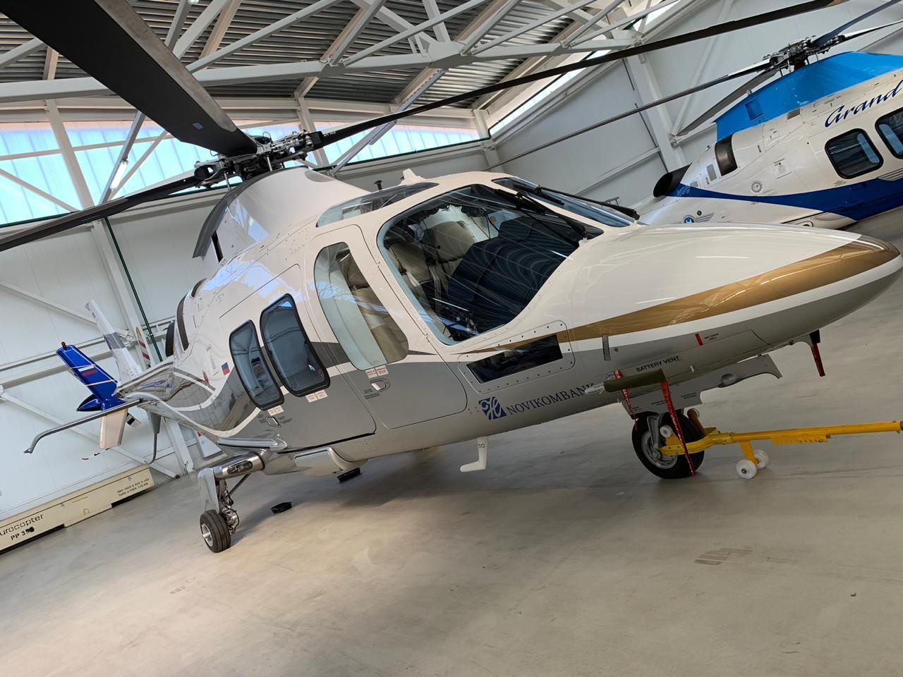 Купить вертолет цена на ресурсные вертолеты AgustaWestland AW109SP