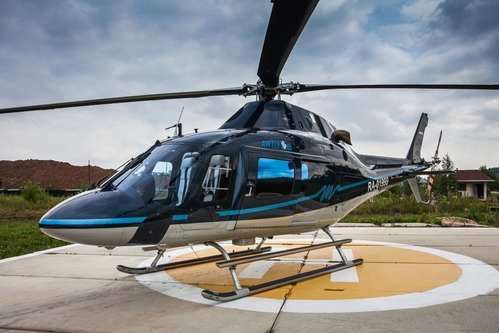 Купить вертолет цена на ресурсные вертолеты AgustaWestland AW119MKII