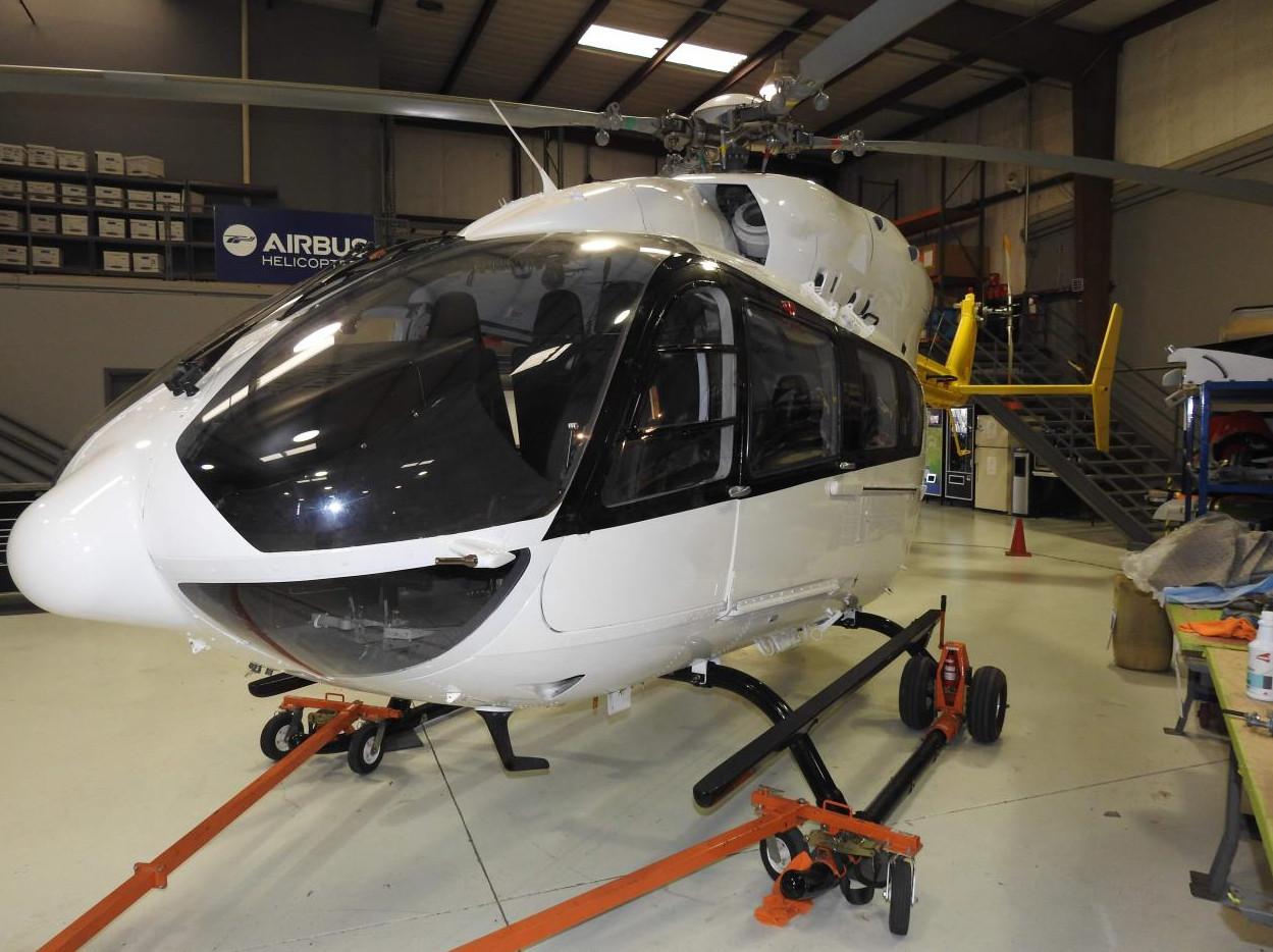 Купить вертолет цена на ресурсные вертолеты Airbus Helicopters EC145 (BK117 C2)