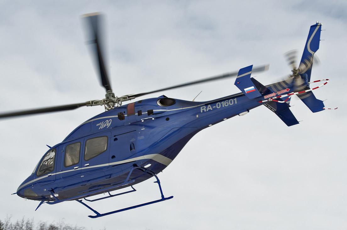 Купить вертолет цена на ресурсные вертолеты Bell Helicopter 429