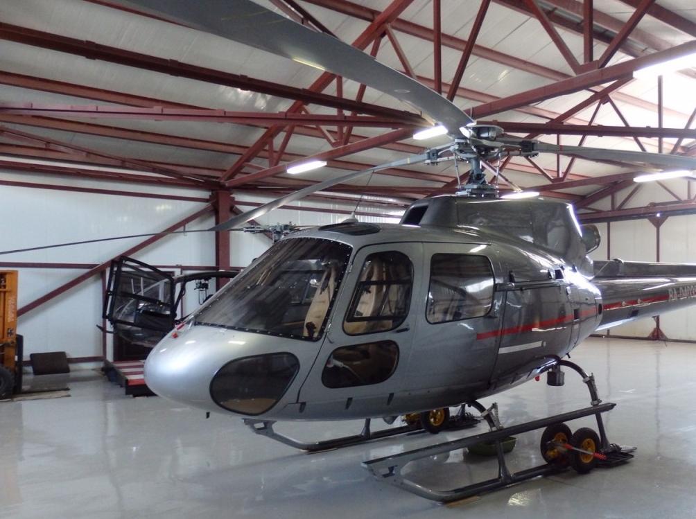 Купить вертолет цена на ресурсные вертолеты Airbus Helicopters AS 350 B2