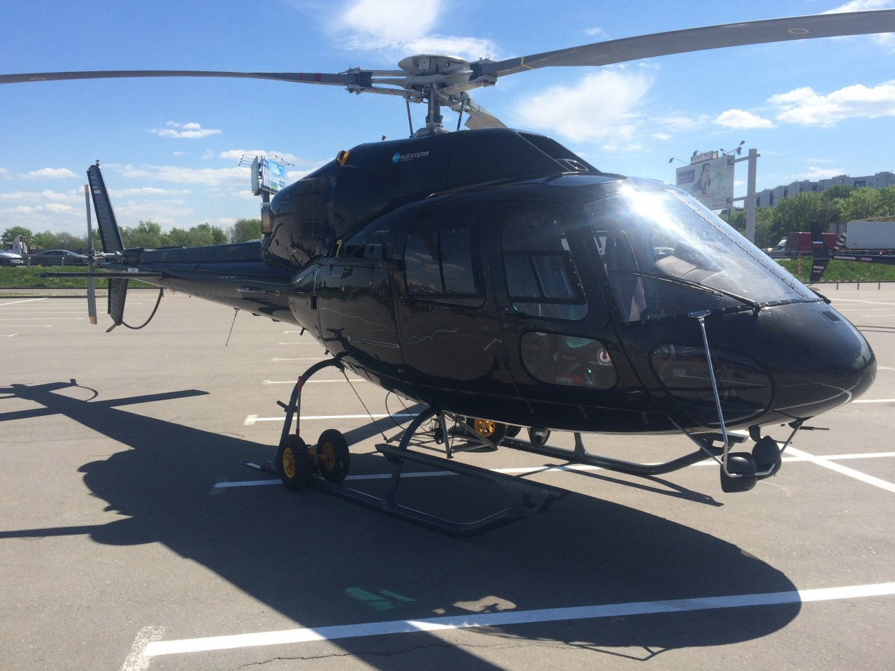 Airbus Helicopters AS355NP