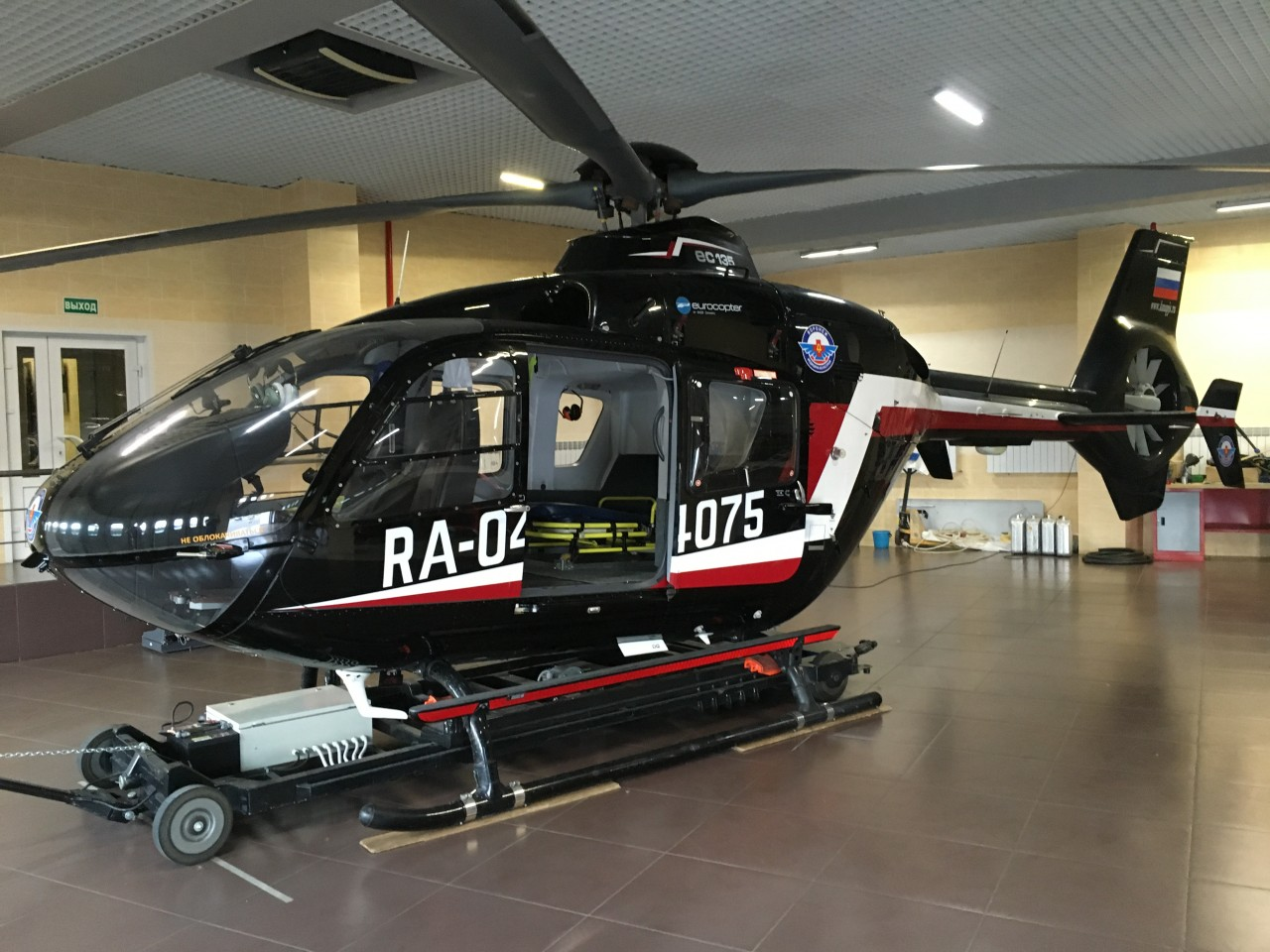Airbus Helicopters EC135 P2+