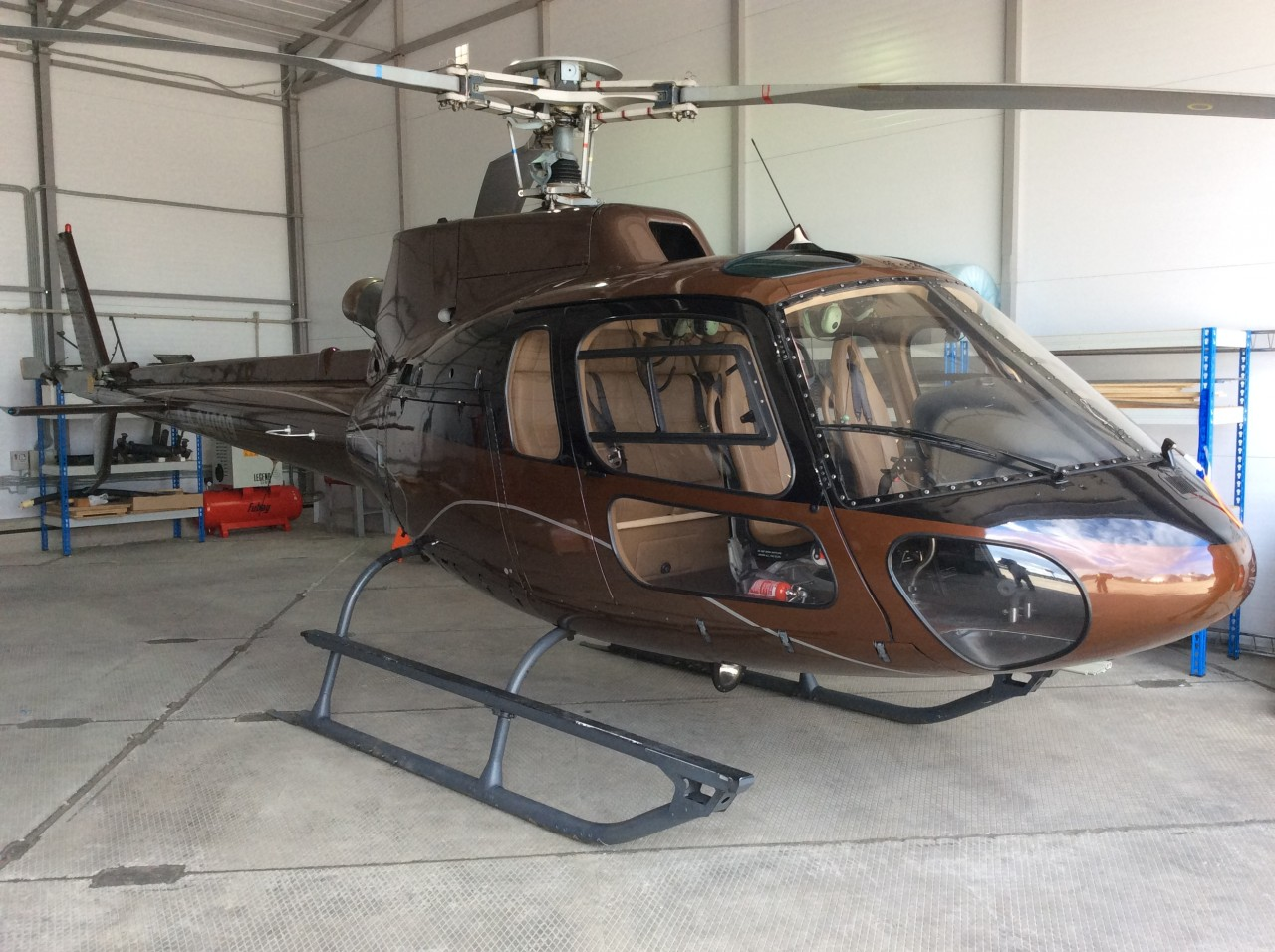 Airbus Helicopters AS 350 B2