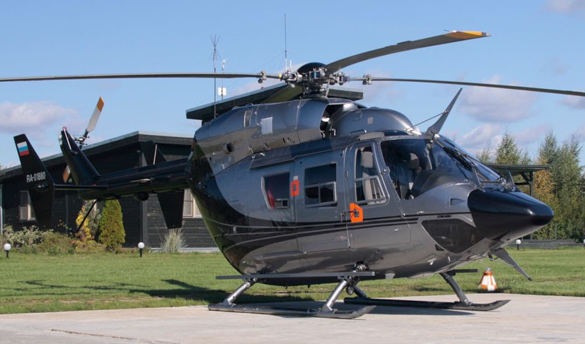 Airbus Helicopters MBB-BK-117 B-2