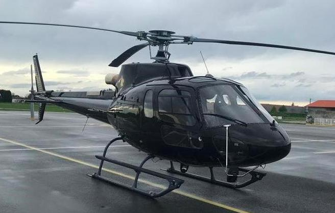 Airbus Helicopters H125 (AS350B3e)